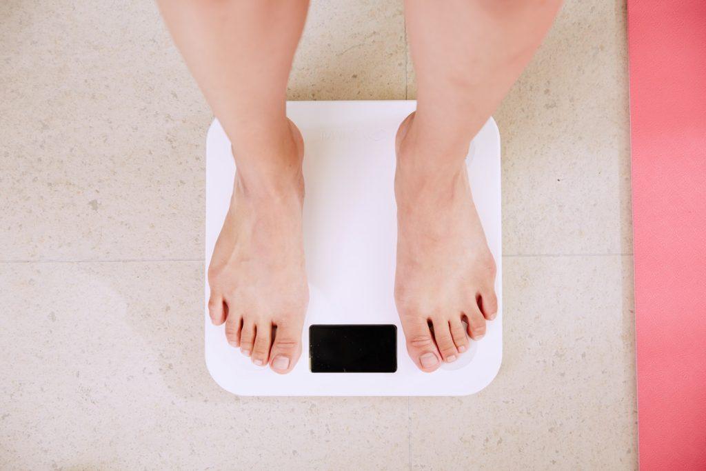 perdre du poids lié au stress